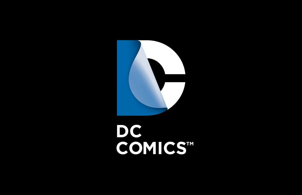 New dc logo blue