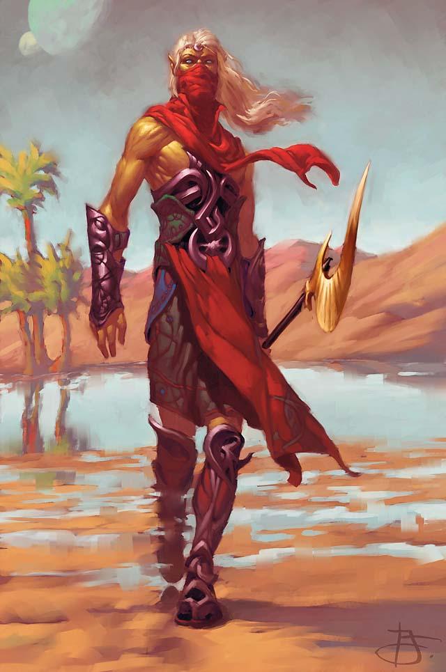 Desert elf