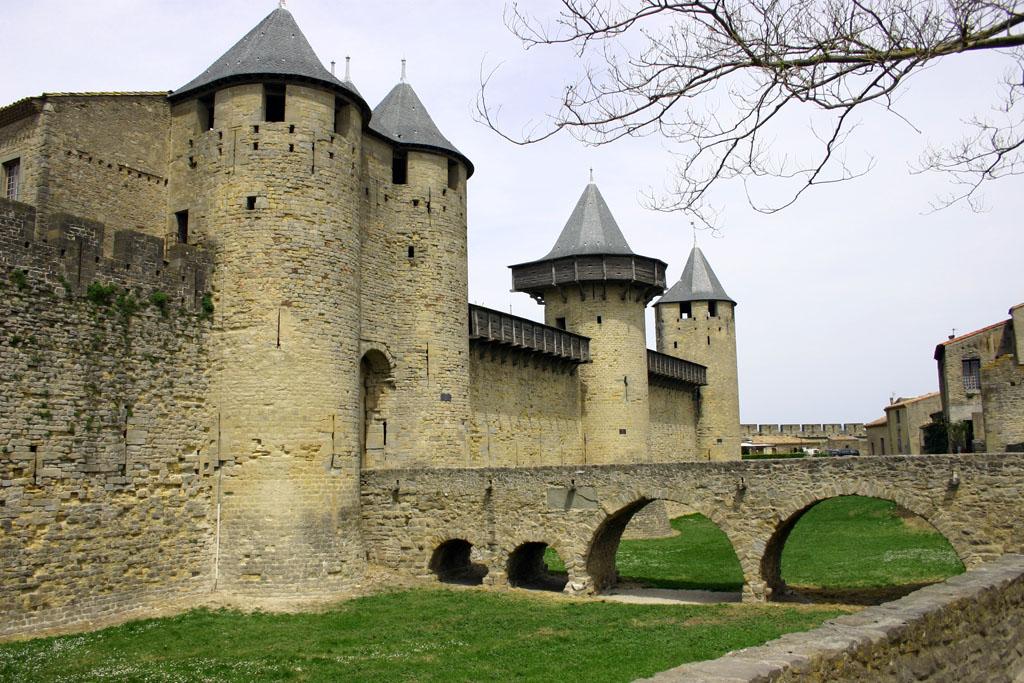 Carcassonne cite2