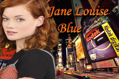 Jane Louise Blue