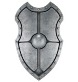 5849058 medieval shield concept