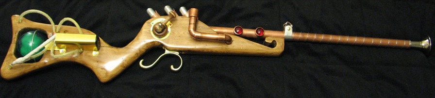 Rayson weapons atlantean