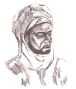 Mohammad ture askia aka askia the great ruler of songhay west africa died 1529 jpg copy