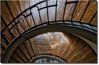 Stairs bruno delzant