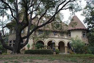 Rindge house