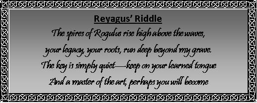 Reyagus
