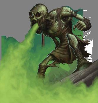 Plague fogger