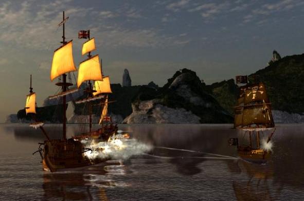 Ship combat