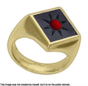 Seekers signet ring