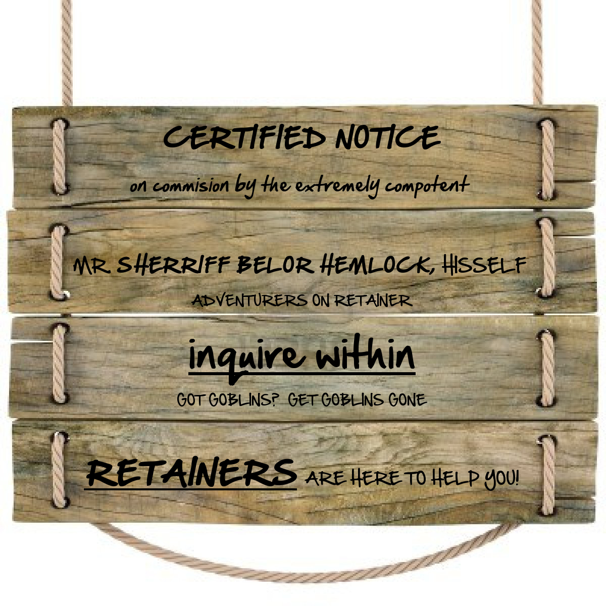 Retainers