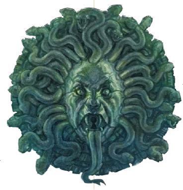 Ardellan crest medusa
