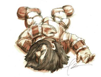Dead dwarf 394x301