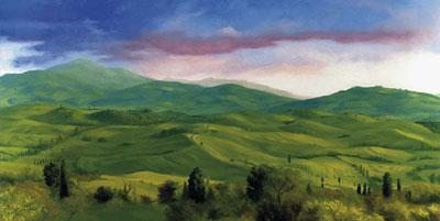Elsir vale landscape
