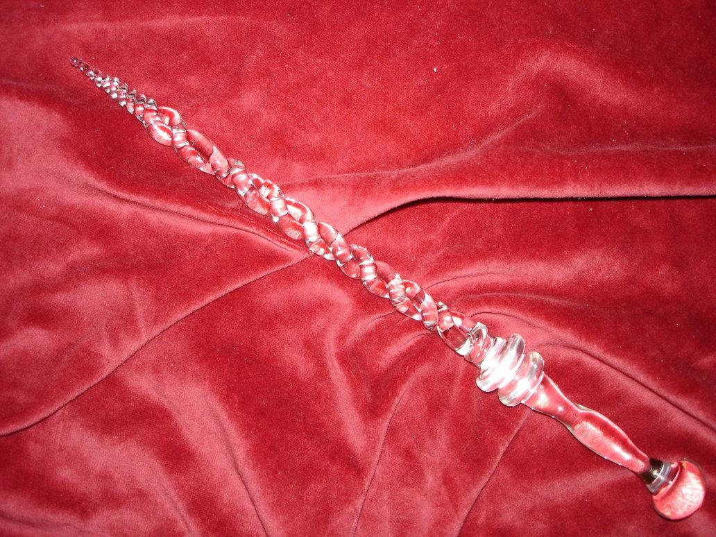 Glacier wand by bonsai hinoki