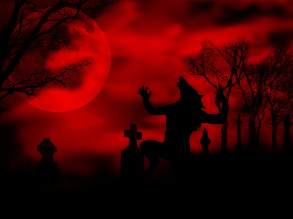 Werewolf by necromanga