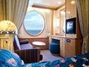 Deluxe ocean stateroom