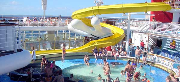 600 mickey pool