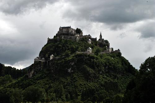 Silverblood castle