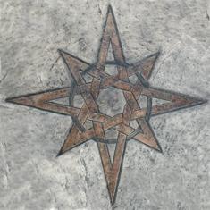 Celtic compass star