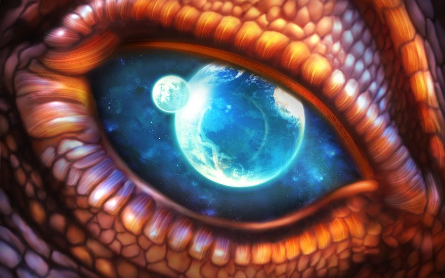 Dragon eye by maroc68 d401vj5
