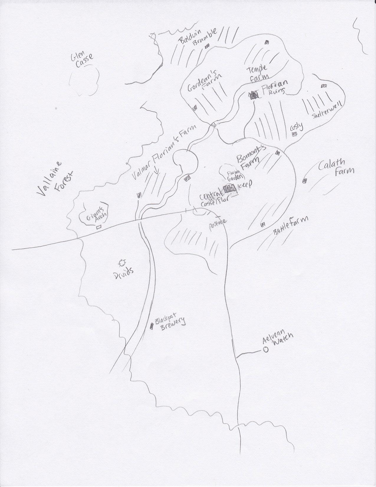 Casselflor region