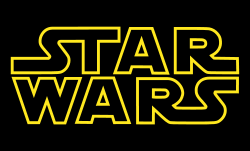 Star wars logo svg