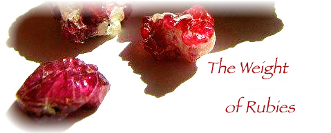 The Weight of Rubies