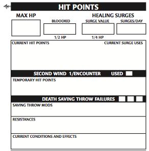Character sheet 7