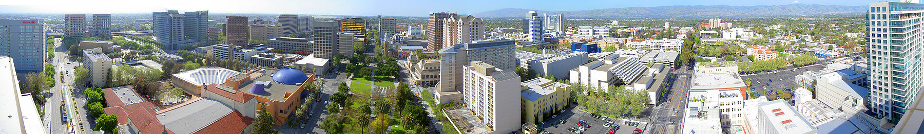 1800px panoramic downtown san jose