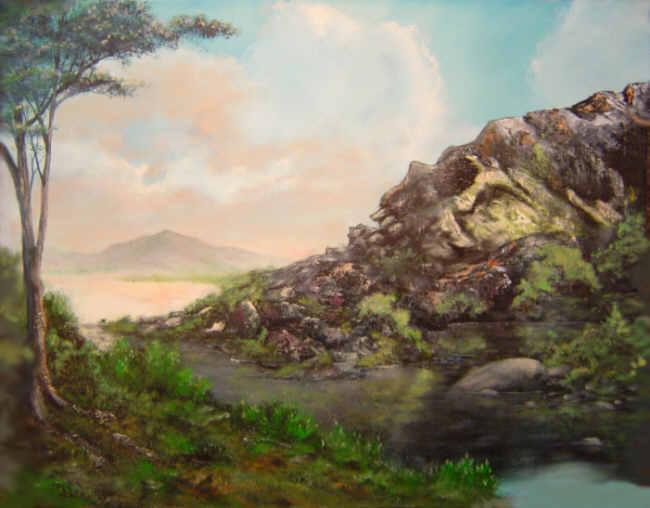 Skulltop hillock