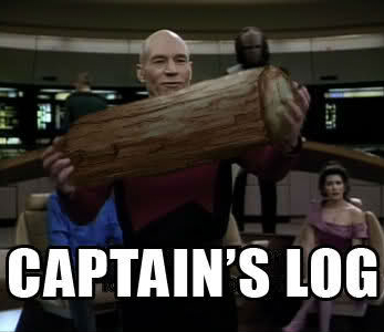 Captains log