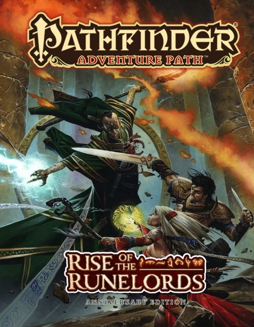 Runelords cover