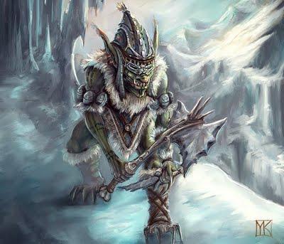 Snowgoblin kim