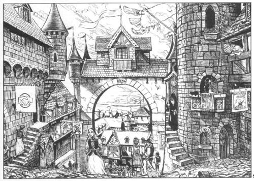 Vista de Altdorf