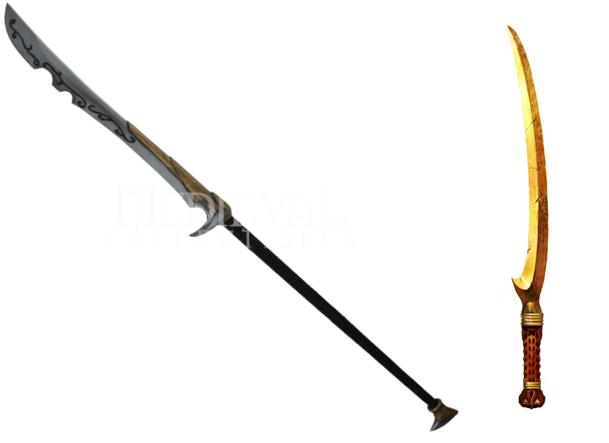 Kikos weapons