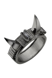 Horned ring   small