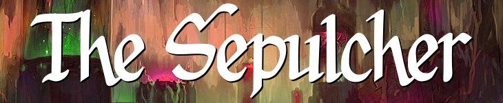 The sepulcher banner