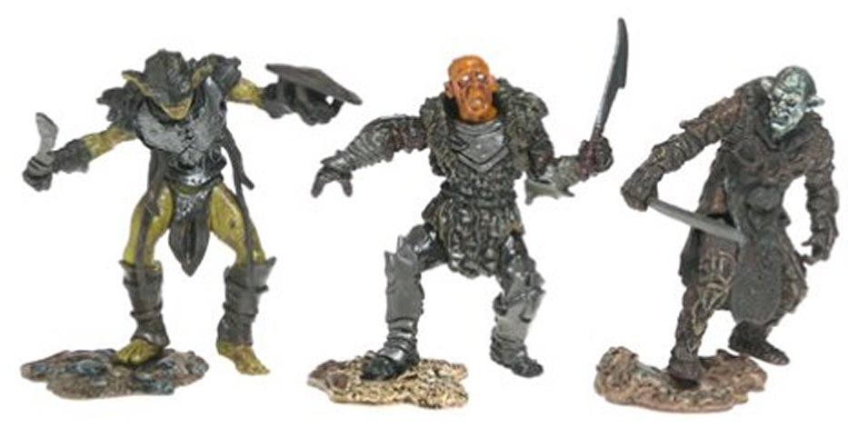 Orc scouts