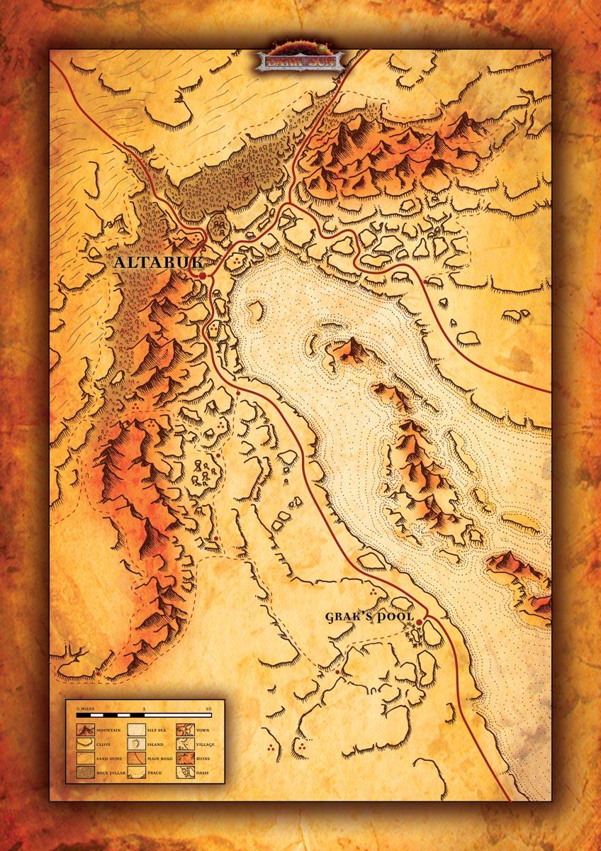 Altaruk Region