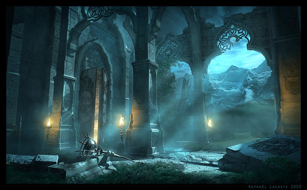 Malik shah  s sanctuary by raphael lacoste