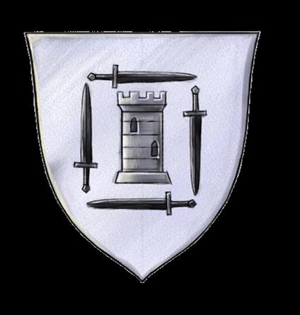 House jeggare coat of arms