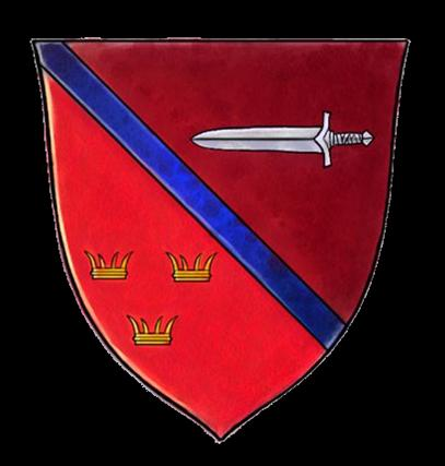 House zenderholm coat of arms