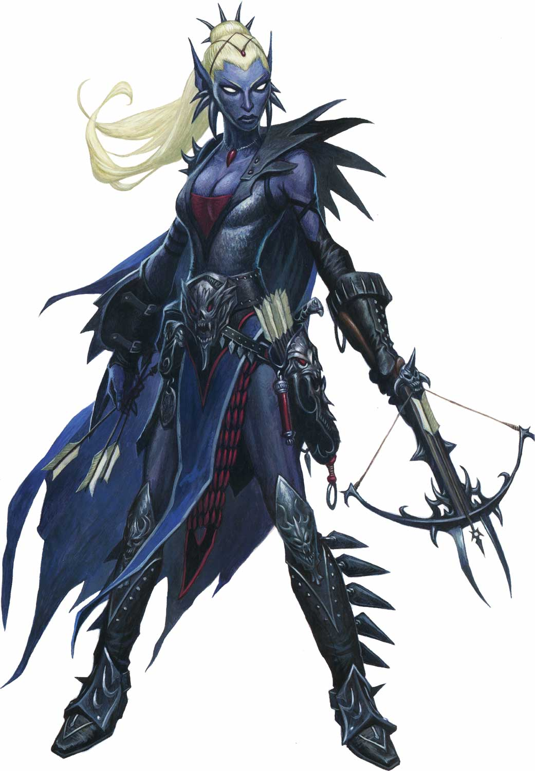 Drow female
