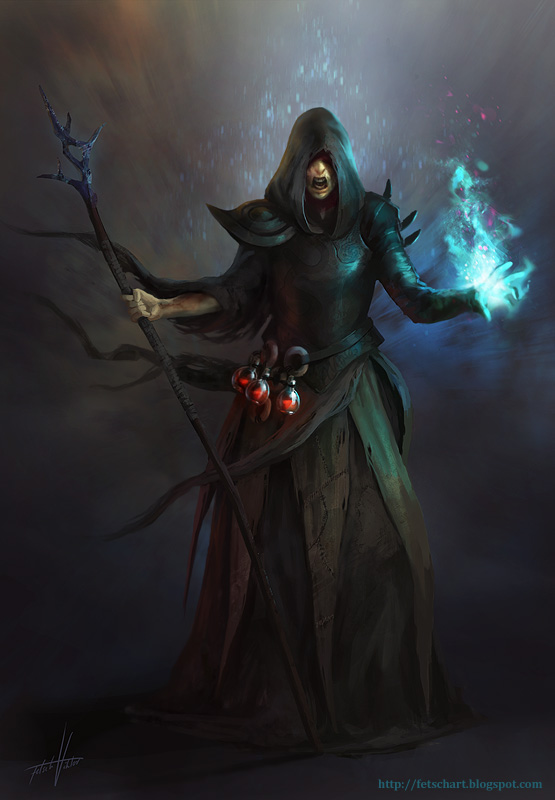 Darkmage by fetsch d43g59s