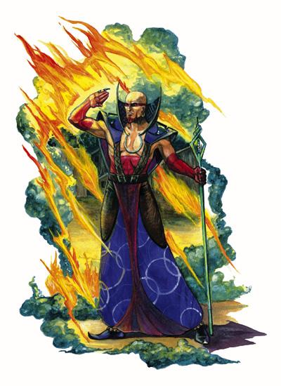 Rakul infernus