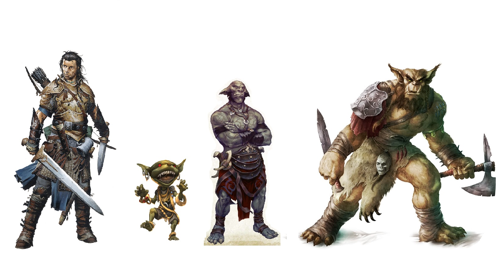 Gobbo size chart