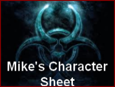 Mike's Character Sheet