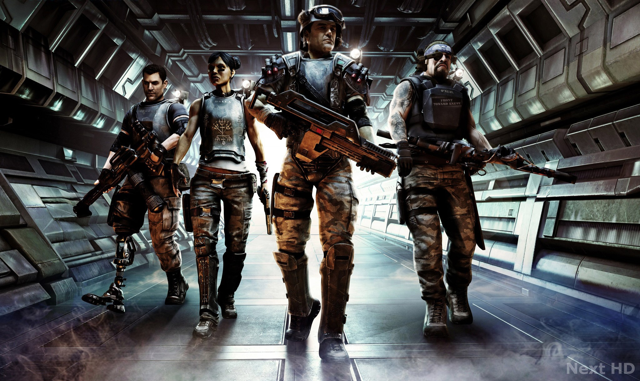 Aliens colonial marines hd wallpapers