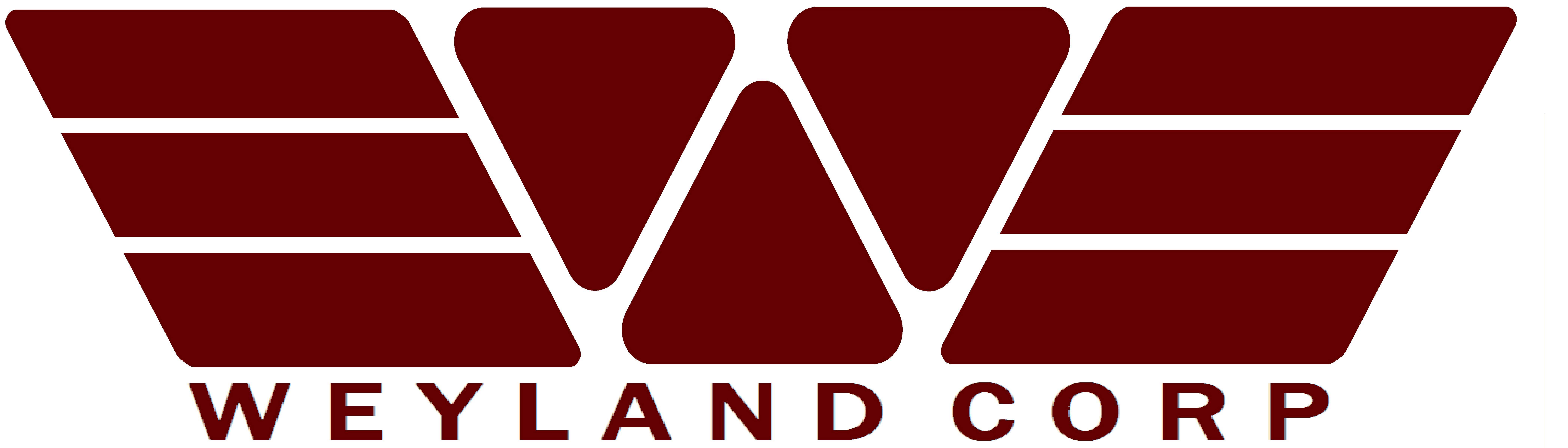 Weyland corp logo by weylandyutaniassoc d4nmu6g