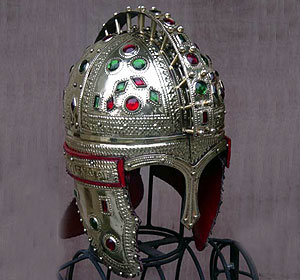 Bejeweled helm